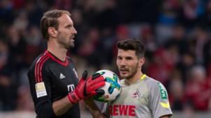 *GER ONLY* Tom Starke FC Bayern München 1. FC Köln 20171213