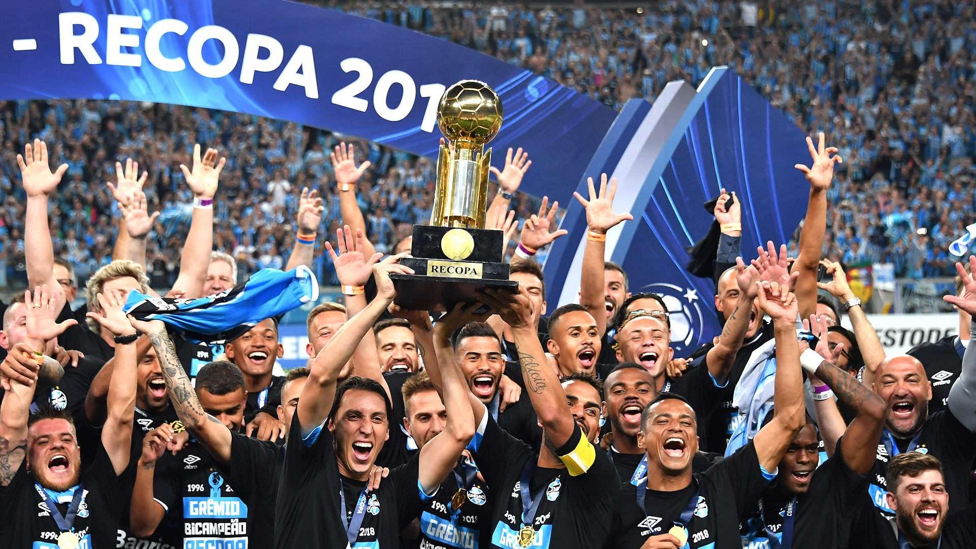 Todos los clubes campeones de la Recopa Sudamericana   Goal com