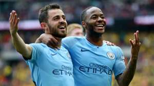 'I declare war' - Sterling responds to prankster Silva's Instagram jibe