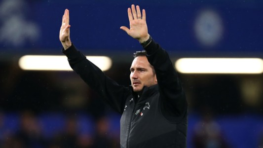 Frank Lampard Derby County Chelsea Carabao Cup 31102018