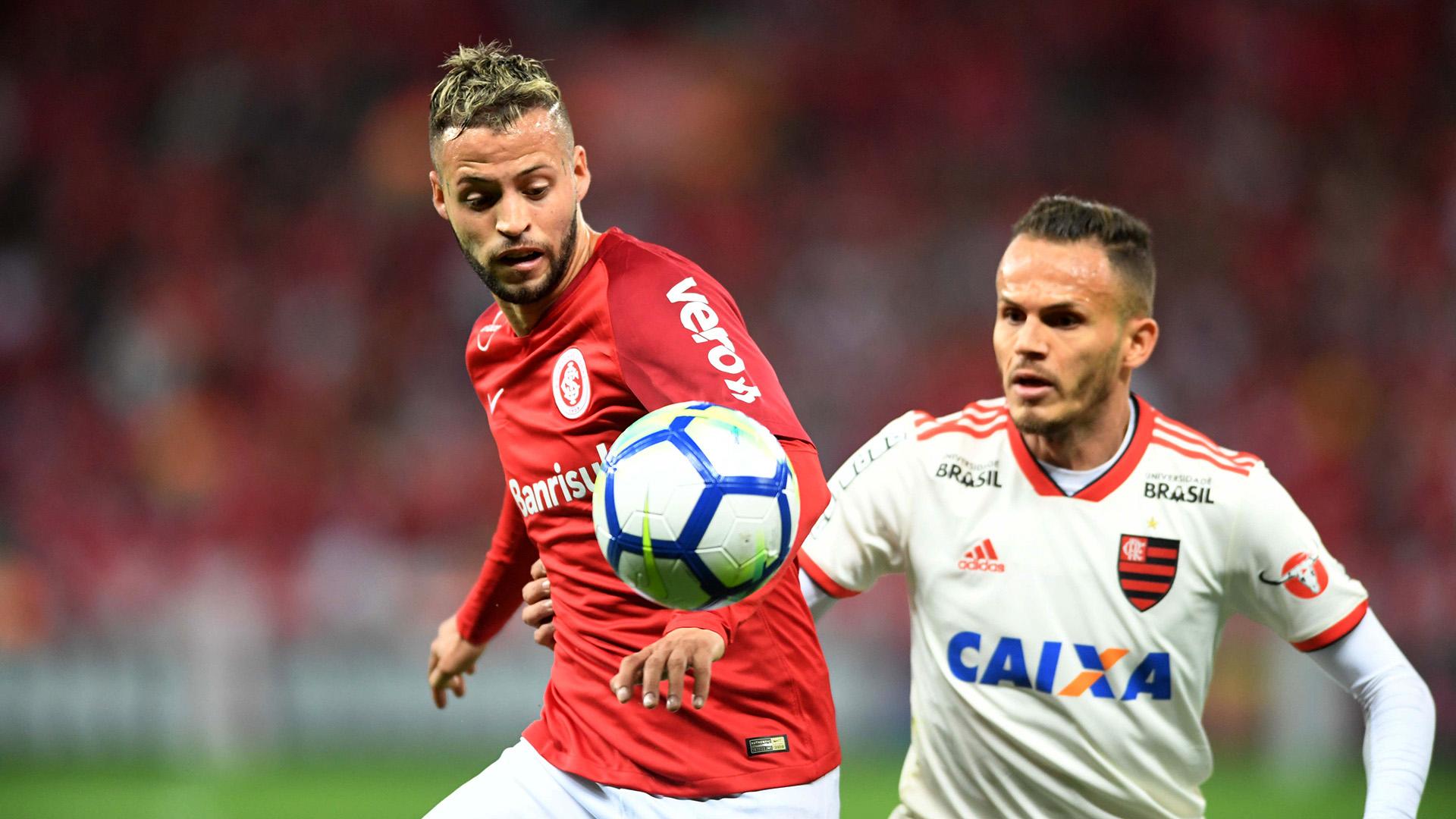 Nico Lopez Rene Internacional Flamengo Brasileirao Serie A 05092018