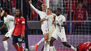 GERMANY ONLY Felix Götze FC Augsburg Bundesliga Bayern 0918