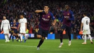 El Clasico - Barcelona Vs. Real Madrid