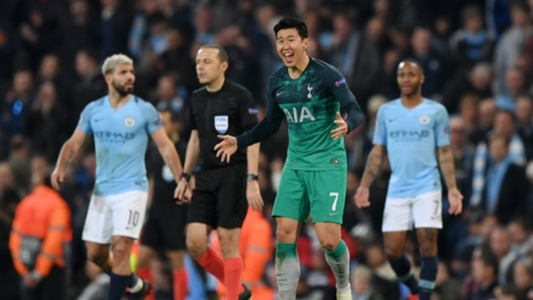 Highlights, Champions League: Manchester City vs. Tottenham Hotspur 4:3