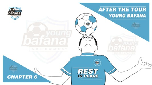 Rest in peace - GFX Young Bafana