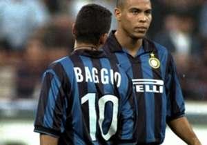 1998-1999 e 1999-2000| Roberto Baggio (42 presenze, 12 goal)