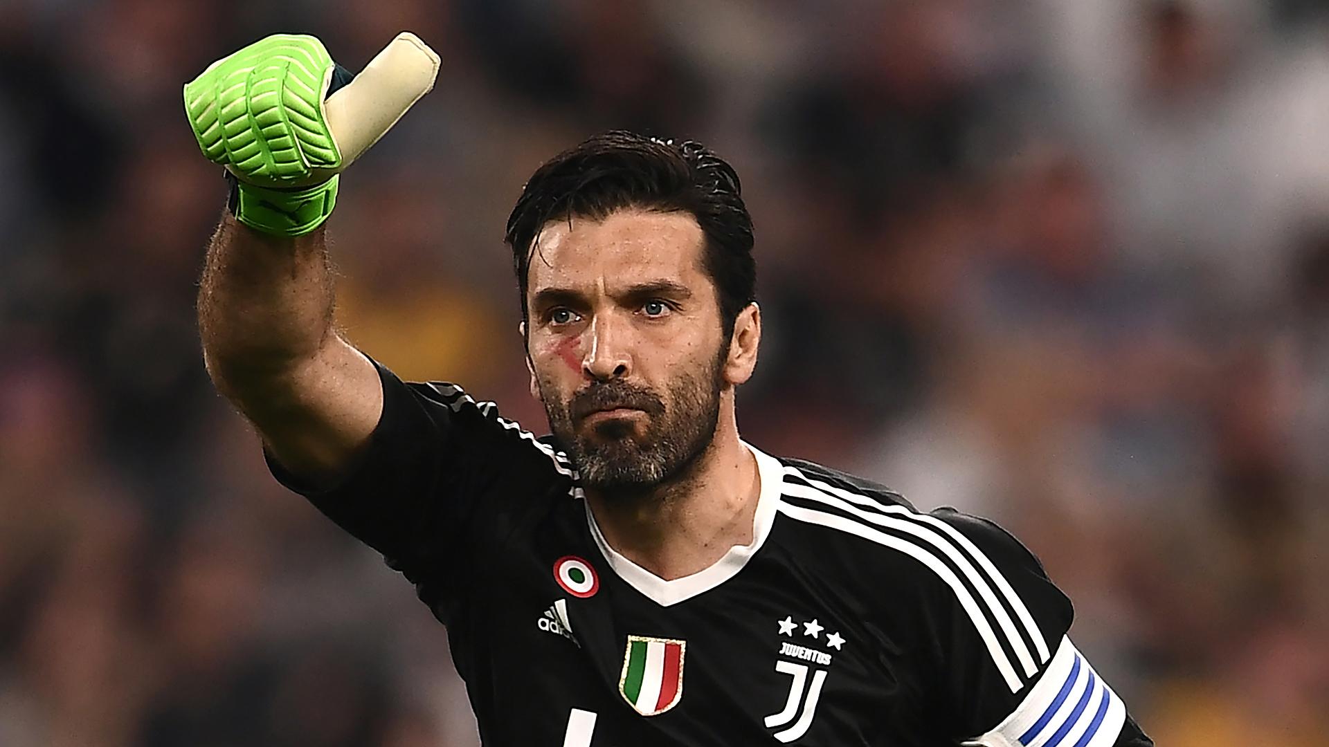 Gianluigi Buffon Juventus Napoli