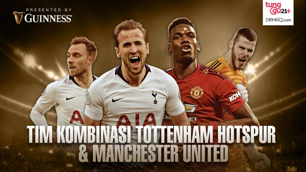 GFXID Guinness Spurs Man Utd Cover