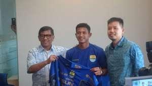 Muchlis Hadi Ning - Persib Bandung