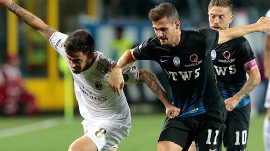 Freuler Suso Atalanta Milan Serie A