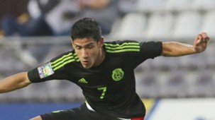Uriel Antuna Mexico