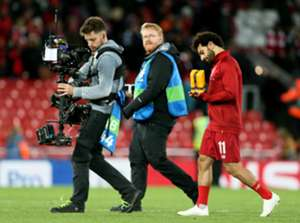 Mohamed Salah Liverpool fan present Champions League