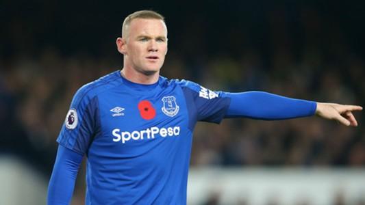 Wayne Rooney Everton 051117