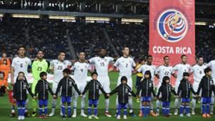 Costa Rica vs Japón 2018