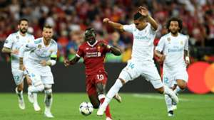 Sadio Mane Real Madrid Liverpool Champions League final 260518