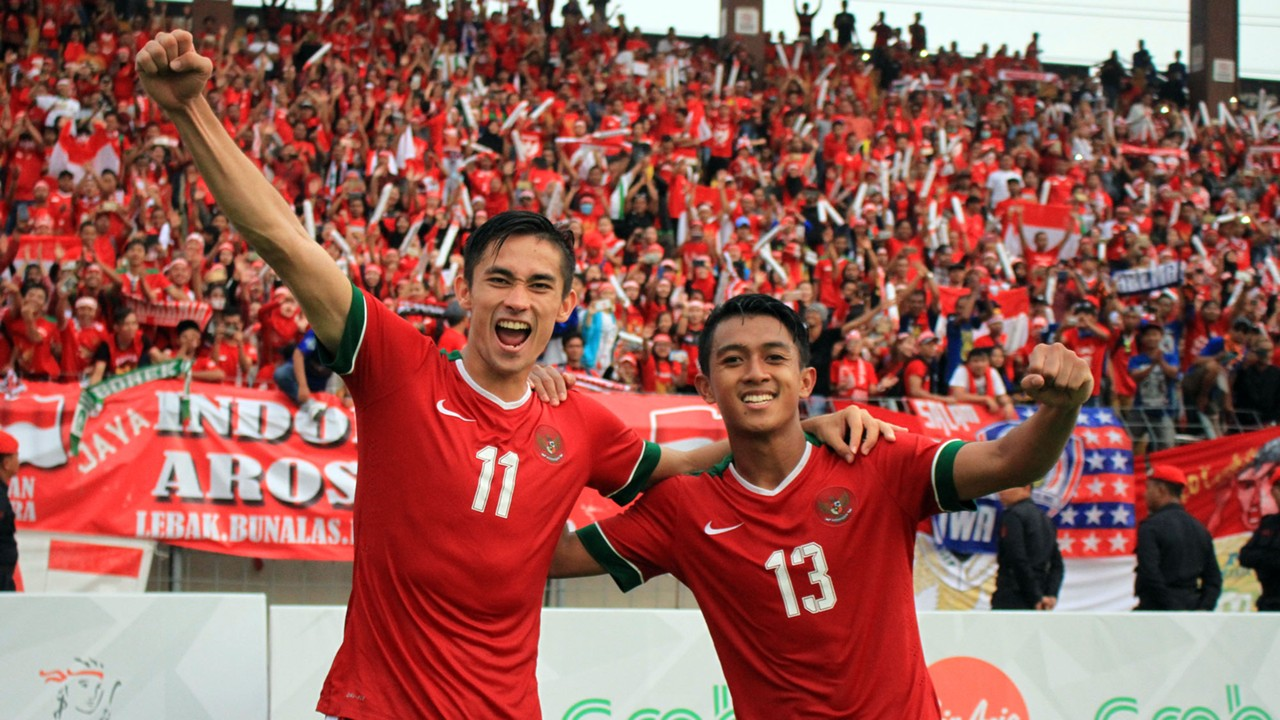 Hasil gambar untuk timnas u 23 indonesia