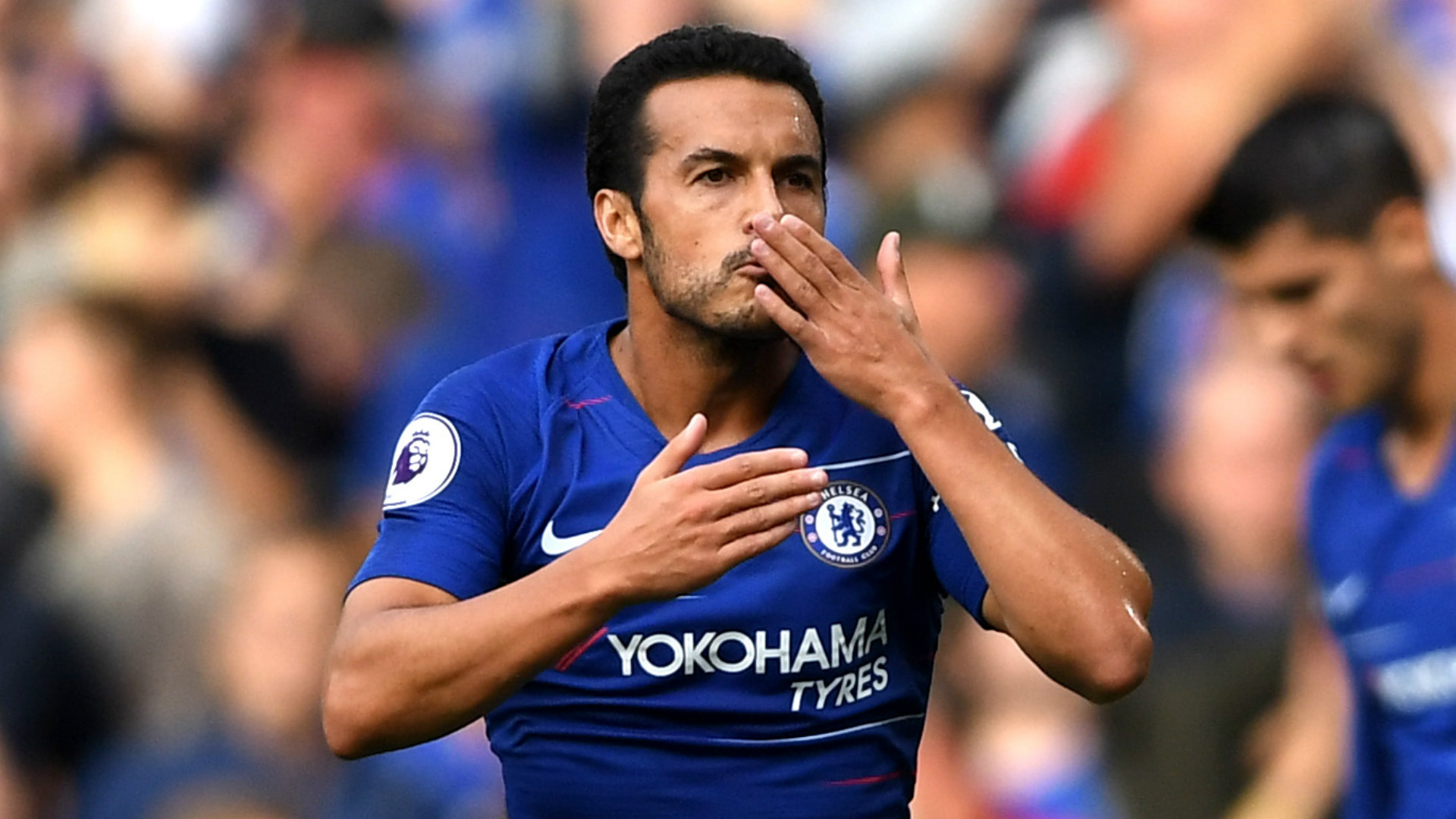 Pedro Chelsea 2018-19