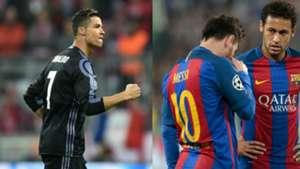 GFX Cristiano Ronaldo Messi neymar 12 04 2017