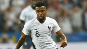 Thomas Lemar France 2017-18
