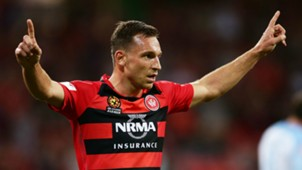 Brendon Santalab Western Sydney Wanderers v Melbourne Victory A-League 24032017