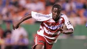 Eddie Johnson FC Dallas MLS 2005