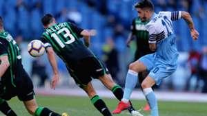 Luis Alberto Federico Peluso Lazio Sassuolo Serie A