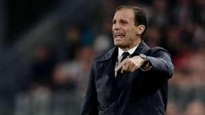 Massimiliano Allegri Juventus Manchester United Champions League 07112018