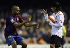 Barcelona Valencia 2007-2008