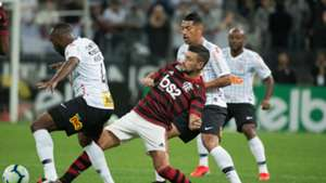 De Arrascaeta Ralf Corinthians Flamengo Copa do Brasil 15052019