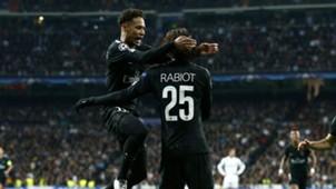 Rabiot Neymar Real Madrid PSG Champions League 14022018