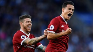 philippe coutinho leicester city liverpool premier league 092317