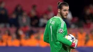 David de Gea Sevilla Manchester United UCL 21022018