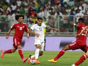 Saudi Arabia 2-1 UAE