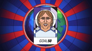 Goal 50 HP GFX Luka Modric