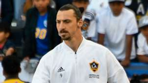 Zlatan Ibrahimovic LA Galaxy SKC