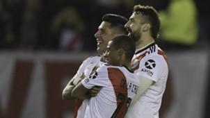Pratto De La Cruz Enzo Perez River Athletico Paranaense Recopa Sudamericana 2019
