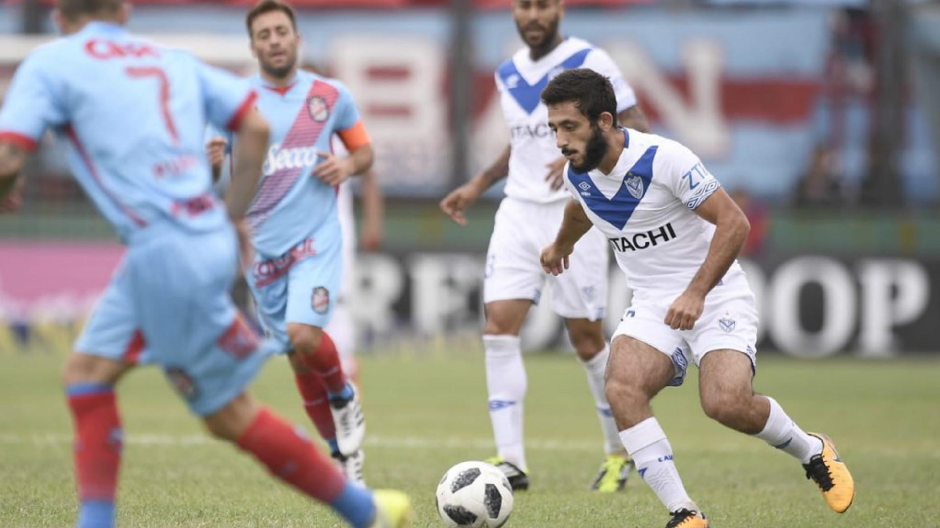 Matias Vargas Arsenal Velez Superliga Argentina 18032018