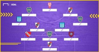 PS XI ideal refuerzos Superliga Argentina