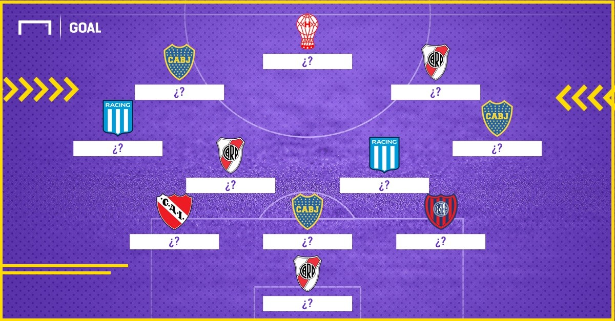 PS XI ideal refuerzos Superliga Argentina