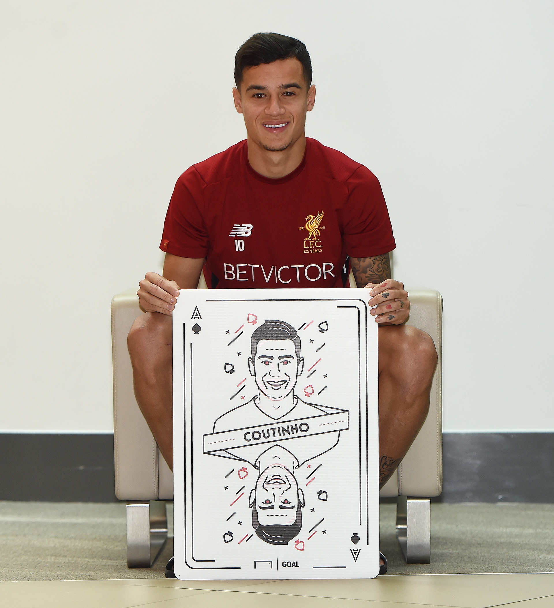 Philippe Coutinho Goal 50