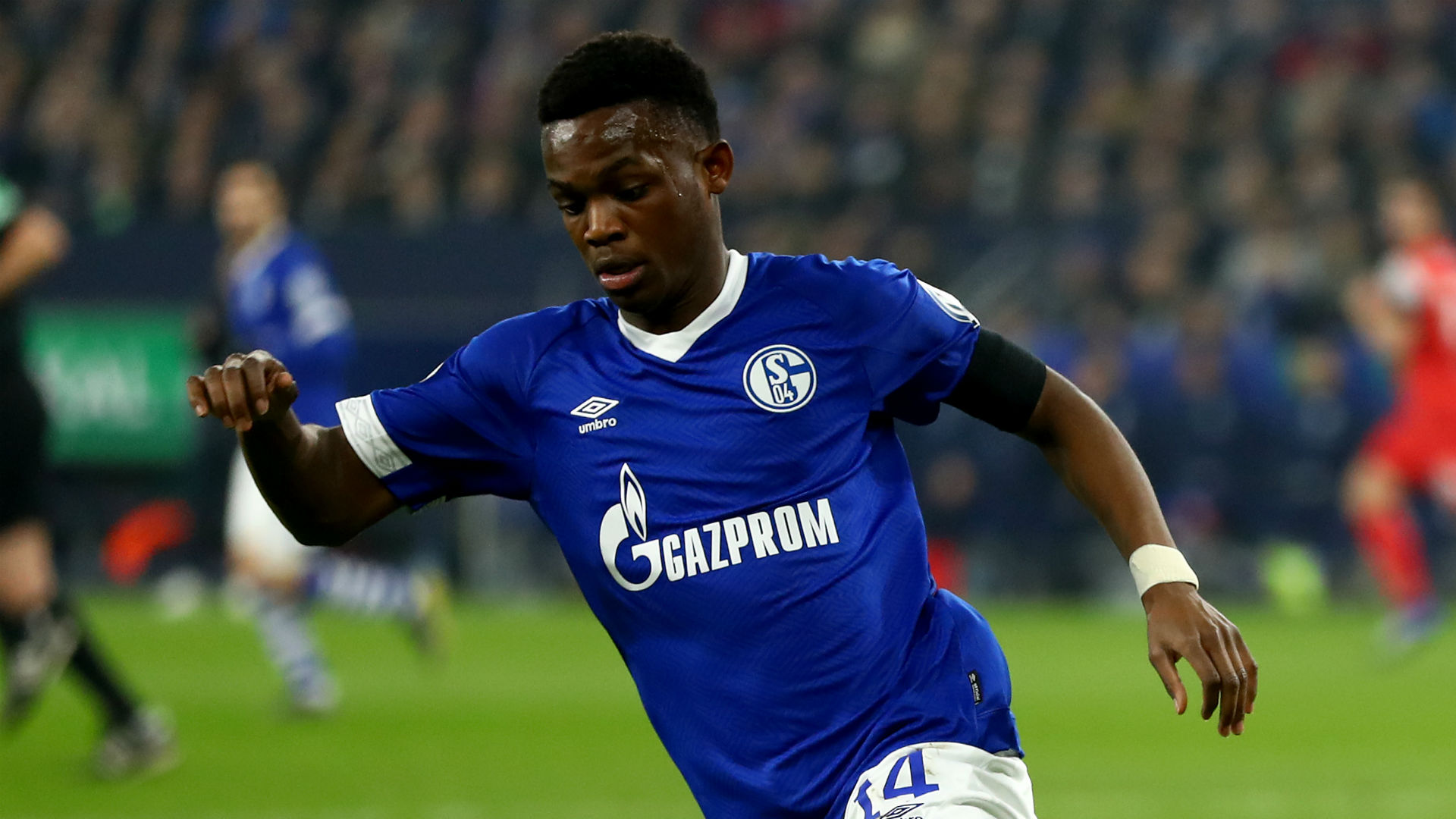 Matondo enjoying Bundesliga experience as he follows Sancho's lead