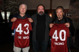 Nevzat Aydin Robert De Niro Al Pacino Trabzonspor