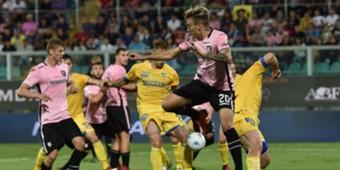 Antonino La Gumina Palermo Frosinone Serie B