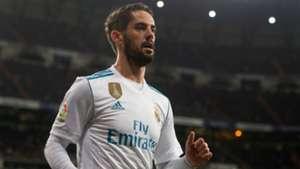 Isco Alarcon Real Madrid