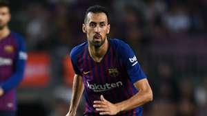 Sergio Busquets Barcelona 2018-19