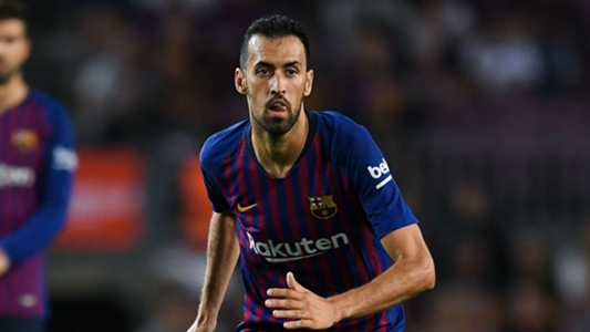 22491aa4a3aa Sergio Busquets contract  World Cup winner pens new Barcelona deal ...