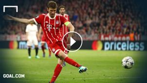 Thomas Müller FC Bayern München 11042018