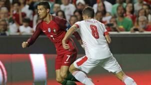 Ronaldo Portugal Suiza