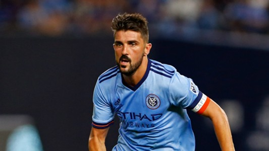 David Villa MLS NYCFC 07192017