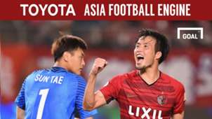 Kashima Antlers Suwon Bluewings Bán kết AFC Champions League 2018
